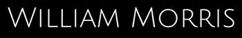 William Morris | Glass Artist Logo